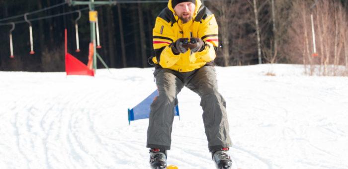 Hasičské závody na lyžích